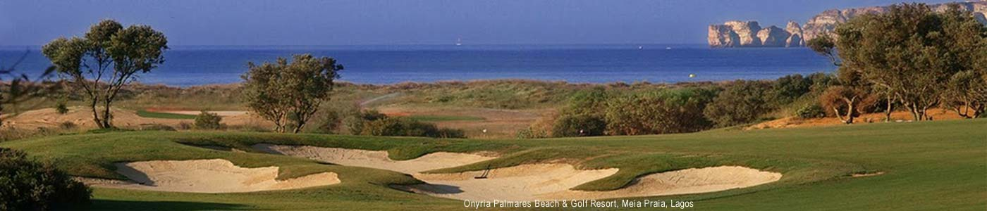 Golf en el Algarve